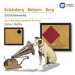 City of Birmingham Symphony Orchestra/Sir Simon Rattle 5 Pieces for Orchestra, Op. 16: I. Vorgefühle (Sehr rasch)
