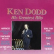 Ken Dodd Ken Dodd - His Greatest Hits