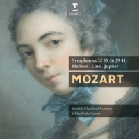 Scottish Chamber Orchestra/Jukka-Pekka Saraste Mozart - Symphonies