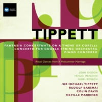 Nigel Robson/Scottish Chamber Orchestra/Sir Michael Tippett Songs for Dov: Song 1 [Bow-wow, bow-wow]