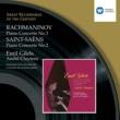 Emil Gilels/André Cluytens/Orchestre de la Société des Concerts du Conservatoire Rachmaninov, Piano Concerto No.3/ Saint-Saëns, Piano Concerto No.2