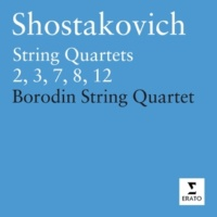 Borodin Quartet String Quartet No. 7 in F sharp minor Op. 108: III. Allegro