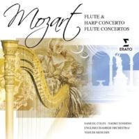 Samuel Coles/Naoko Yoshino/English Chamber Orchestra/Yehudi Menuhin Mozart: Flute & Harp Concertos - Flute Concertos