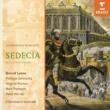 Gérard Lesne/Virginie Pochon/Philippe Jaroussky/Peter Harvey/Mark Padmore/Il Seminario Musicale Alessandro Scarlatti - Sedecia, re di Gerusalemme