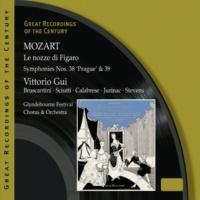 Vittorio Gui Mozart: Le nozze di Figaro