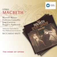 Fiorenza Cossotto/New Philharmonia Orchestra/Riccardo Muti Macbeth (1999 Remastered Version): Or tutti sorgete (Lady Macbeth)