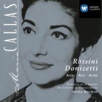 Maria Callas/Nicola Rescigno/Orchestre de la Société des Concerts du Conservatoire La Cenerentola (1997 Remastered Version): Nacqui all'affanno e al pianto.....Non più mesta (Act II)