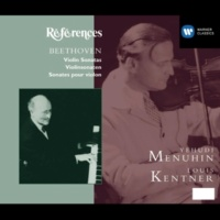 Yehudi Menuhin/Louis Kentner Violin Sonata No. 5 in F (Spring) Op. 24 (2001 Remastered Version): III. Scherzo (Allegro molto) & Trio