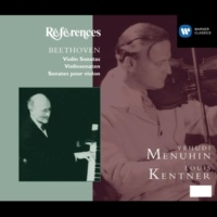 Yehudi Menuhin/Louis Kentner Violin Sonata No. 4 in A minor Op. 23 (2001 Remastered Version): I. Presto