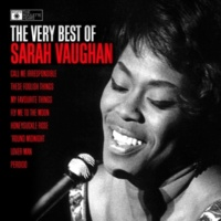 Sarah Vaughan Solitude (1991 Remastered Version)
