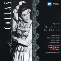 Nicola Rossi-Lemeni/Maria Callas/Franco Calabrese/Nicolai Gedda/Orchestra del Teatro alla Scala, Milano/Gianandrea Gavazzeni Il Turco in Italia (1997 Remastered Version), ATTO PRIMO: Io stupisco, mi sorprende