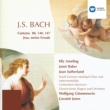 Elly Ameling/Dame Janet Baker/Theo Altmeyer/Hans Sotin/Süddeutscher Madrigalchor/Consortium Musicum/Wolfgang Gönnenwein/Dame Joan Sutherland/Helen Watts/Wilfred Brown/Thomas Hemsley/Geraint Jones Sing Cantatas - Bach