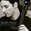 Daniel Müller-Schott Debussy/Poulenc/Franck/Ravel:Music for Cello & Piano