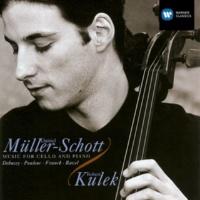 Daniel Müller-Schott/Robert Kulek Sonata for Cello and Piano: IV. Finale