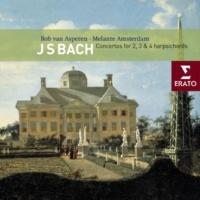 Gustav Leonhardt/Bob van Asperen/Melante Amsterdam 3 Concertos for Two Harpsichords and Strings BWV1060-62, Concerto in C minor BWV1060: II. Adagio
