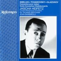 Jascha Heifetz/London Philharmonic Orchestra/Sir Thomas Beecham Violin Concerto in D minor Op. 47 (1991 Remastered Version): II. Adagio di molto