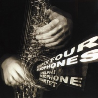 Adelphi Saxophone Quartet Six Rumanian Folk Dances (arr. for saxophone quartet by. Andrew Wilson): No. 6 Manuntelul