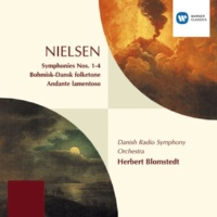 Herbert Blomstedt/Danish State Radio Symphony Orchestra At the bier of a young artist (Ved en ung kunstners baare) FS58 (1975 Remastered Version)