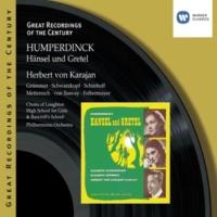 Elisabeth Grümmer/Elisabeth Schwarzkopf/Philharmonia Orchestra/Herbert von Karajan Hänsel und Gretel (1999 Remastered Version), Act I, Scene 1: Suse, liebe Suse, was raschelt im Stroh? (Gretel/Hänsel)