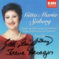Gitta-Maria Sjöberg/Irene Hasager (piano) E. Norby/P. la Cour: En time med dig