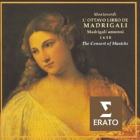 The Consort of Musicke/Anthony Rooley Madrigals, Book 8 (Madrigali guerrieri et amorosi...libro ottavo), Madrigali amorosi: Ninfa, che scalza il piede