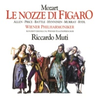 Jorma Hynninen/Wiener Philharmoniker/Riccardo Muti Le Nozze di Figaro, Act 3: Vedrò mentr'io sospiro