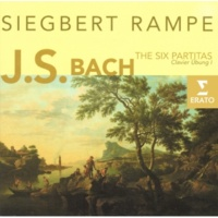 Siegbert Rampe Partiten Nr.1-6 BWV 825-830 · für Cembalo solo, Partita Nr.2 c-moll BWV 826 (Leipzig 1727): VI. Capriccio