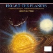 Sir Simon Rattle/Philharmonia Orchestra Holst: The Planets
