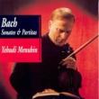 Yehudi Menuhin Bach: Solo Sonates & Partitas