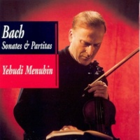 Yehudi Menuhin Sonatas and Partitas for solo violin, BWV 1001-06 (1993 Remastered Version), Partita No. 2 in D Minor, BWV 1004: II. Courante
