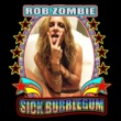 Rob Zombie Sick Bubblegum