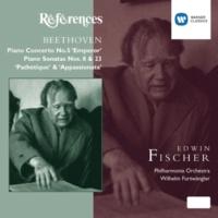Edwin Fischer Piano Sonata No. 23 in F minor Op. 57 (Appassionata) (2001 Remastered Version): II. Andante con moto -