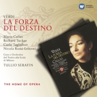 Richard Tucker/Orchestra del Teatro alla Scala, Milano/Tullio Serafin La Forza del Destino (1997 Remastered Version), Act III: La vita e inferno all'infelice