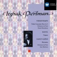 Itzhak Perlman/Orchestre de Paris/Daniel Barenboim Concerto for Violin and Orchestra No. 4 Op. 31 (1984 Remastered Version): III. Scherzo (Vivace) & Trio (Meno mosso) - Vivace da capo