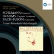 Arturo Benedetti Michelangeli Piano Recital