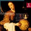 Siegbert Rampe Meditation · Werke für Cembalo solo: Tombeau c-moll FbWV 632