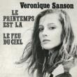Véronique Sanson Le Printemps Est Là (45 T 1969)