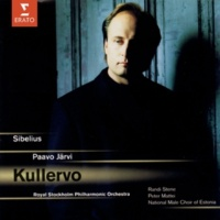 Paavo Järvi/Peter Mattei/Randi Stene/National Male Choir of Estonia/Stockholms Filharmoniska Orkester Kullervo - Symphonisches Gedicht, Op.7, fur Soli, Chor und Orchester: IV. Kullervo tagar ut till strid (Kullervo goes to War) - Alla marcia