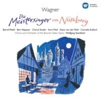 Bayerisches Staatsorchester/Wolfgang Sawallisch Die Meistersinger von Nürnberg, DRITTER AKT/ACT 3/TROISIEME SCENE, Dritte Szene/Scene 3/Troisième Scène: Zwischenspiel (Orchester)