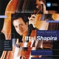 Ittai Shapira/Charles Hazlewood Violin Concerto in G minor: Vorspiel