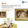 Sir Neville Marriner/Academy of St Martin-in-the-Fields Bach: Brandenburg Concertos Nos. 5 & 6 & Orchestral Suite No.1