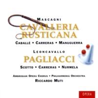 Renata Scotto/Philharmonia Orchestra/Riccardo Muti Pagliacci, Atto Primo, Scena seconda/Scene 2/Zweite Szene/Deuxième Scène: Qual fiamma avea nel guardo!...Hiu! Stridono lassù (Nedda)