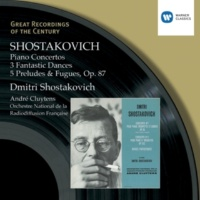 Dmitri Shostakovich 3 Fantastic Dances, Op. 5: III. Allegretto