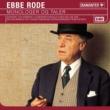 Ebbe Rode Monologer og Taler