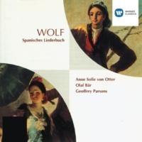 Anne Sofie von Otter/Geoffrey Parsons Mühvoll komm' ich und beladen (Don Manuel de Rio trans Geibel) from Spanisches Liederbuch