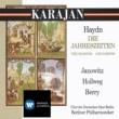 Werner Hollweg/Berliner Philharmoniker/Herbert von Karajan Die Jahreszeiten, Hob XXI:3 (1988 Remastered Version), Der Frühling: Rezitativ: Der Landmann hat sein Werk vollbracht (Lukas)