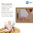 Franz Welser-Möst/Philadelphia Orchestra/Barbara Hendricks Korngold: Symphony in F sharp/Lieder etc.