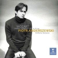 Piotr Anderszewski Piano Concerto No. 21 in C Major, K. 467: II. Andante