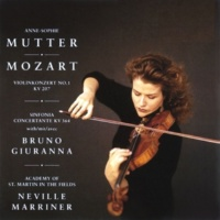 Anne-Sophie Mutter/Academy of St Martin-in-the-Fields/Sir Neville Marriner Violin Concerto No. 1 in B Flat Major, K.207: III. Presto