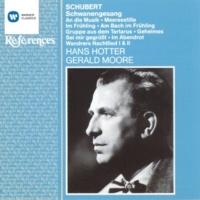 Hans Hotter/Gerald Moore Schwanengesang D957 (1994 Remastered Version): Abschied
